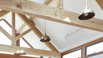Architects Devon oak frame