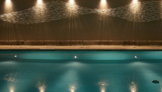 Devon architects swimming pool and spa