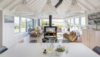 Devon Architects Holiday Home Interior