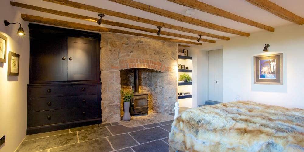 Devon Architects Dartmoor Interior