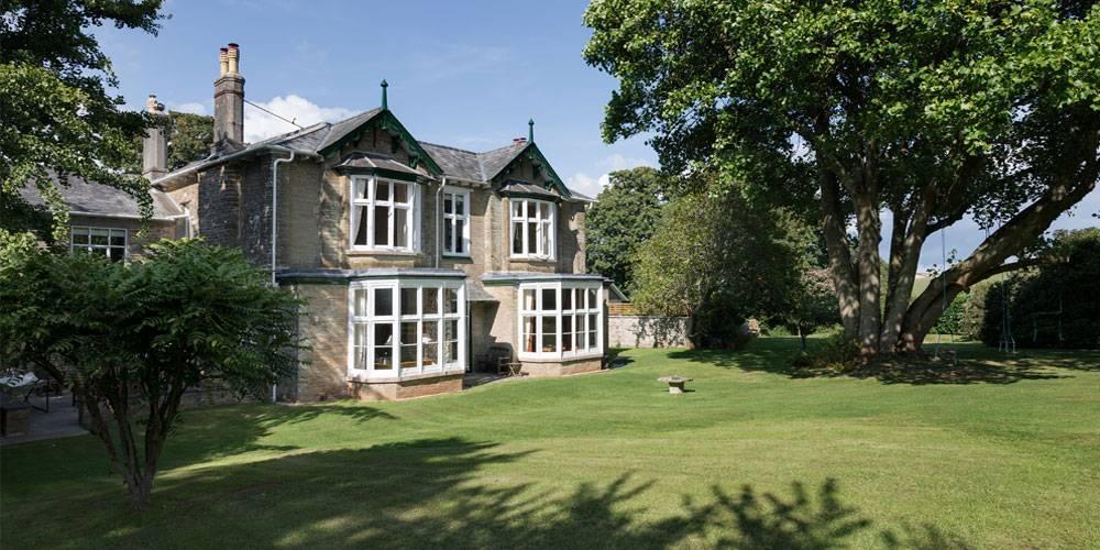 Devon architects listed building refurbishment