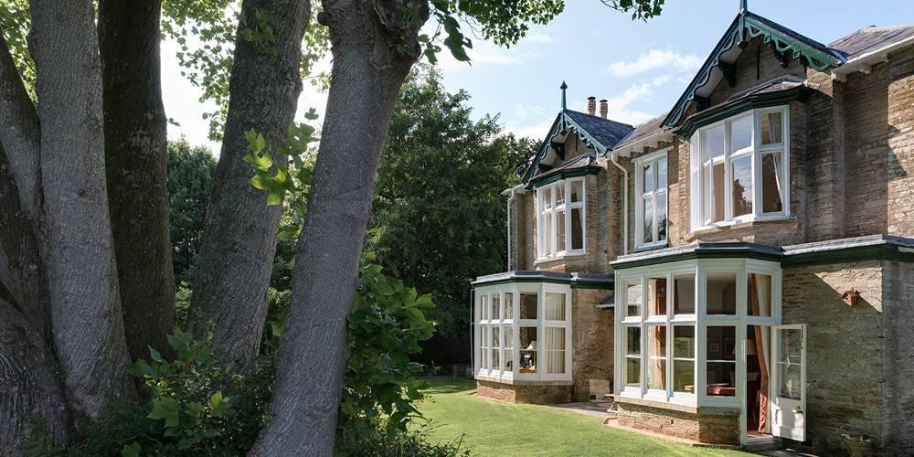 Unique Homestays Cornwall Devon Architects Devon