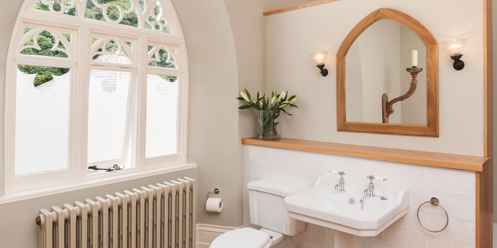 devon architects family bathroom kingsbridge