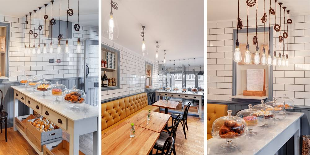 Architects in Devon Exeter city centre restaurant transformation