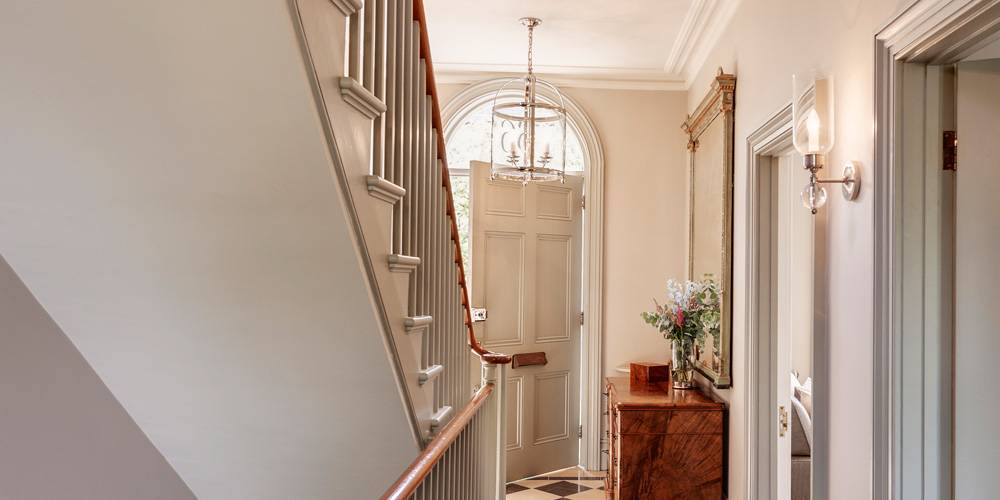 Architects in Exeter London Townhouse Interior Design Elegant Victorian refurbishment