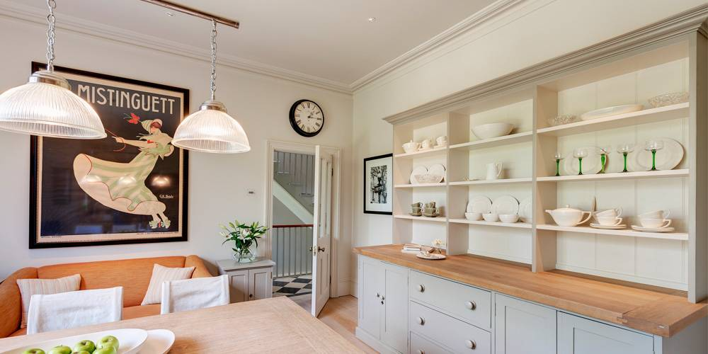 Exeter Architects Devon London Townhouse Interior Design