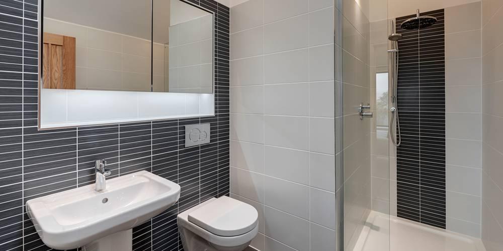 Dartmoor architects housing bathroom interior
