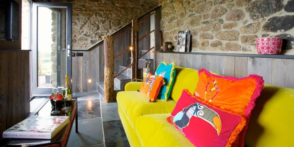 Holiday Home Interior Design Devon