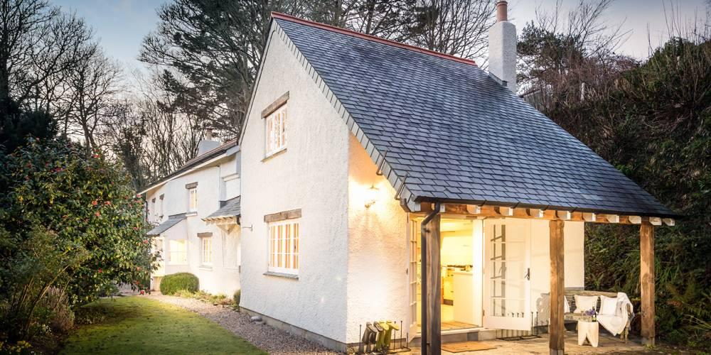 Devon Architects Holiday Home
