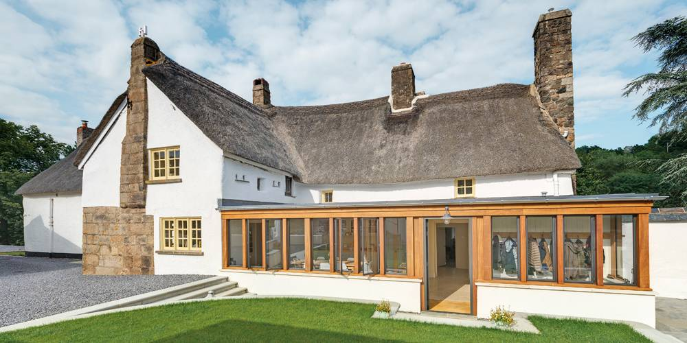Dartmoor Architects Timber Extension1