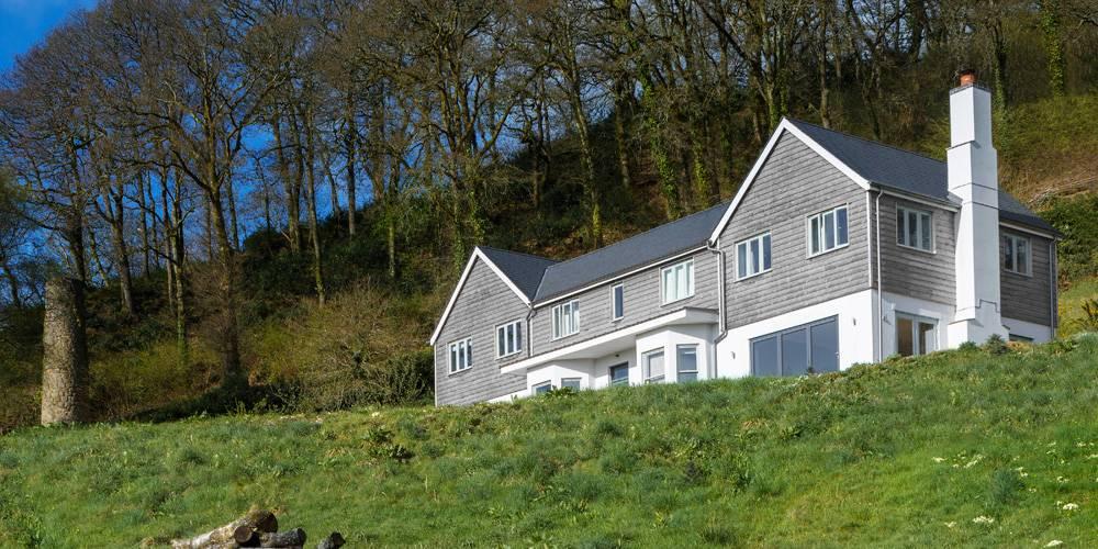 Architects in Devon new home