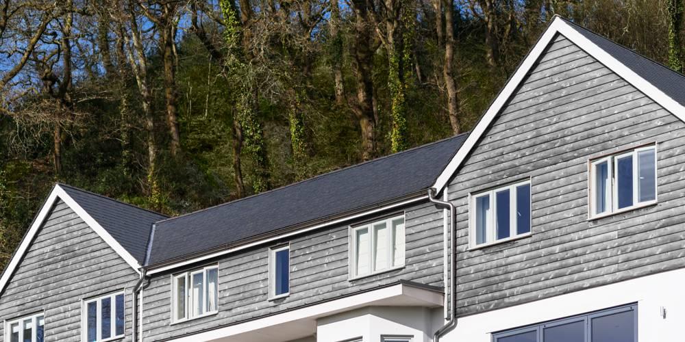 Award winning architects Devon new home design