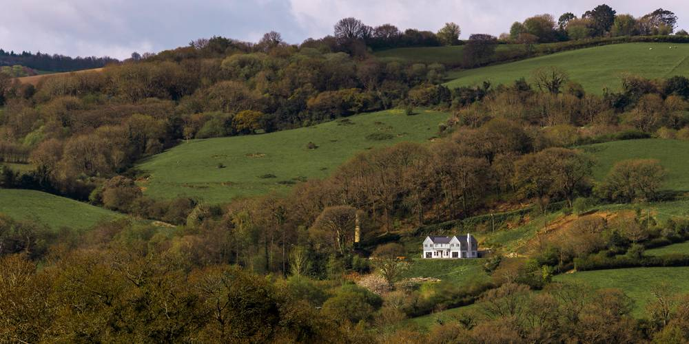 Country House in Devon architects
