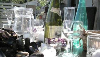fine food and wine