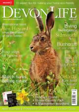 devon life march 2012