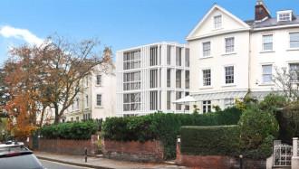 City Centre Apartment Design Exeter Architects Devon
