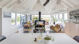 Devon Architects Holiday Home Interior