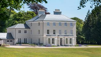 Devon architects manor house transformation