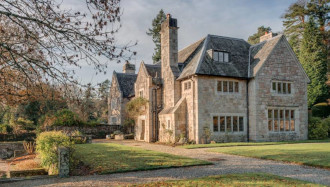 Listed manor House Dartmoor Devons best architects and interior designers1