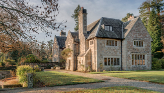 Listed manor House Dartmoor Devon architect thumb
