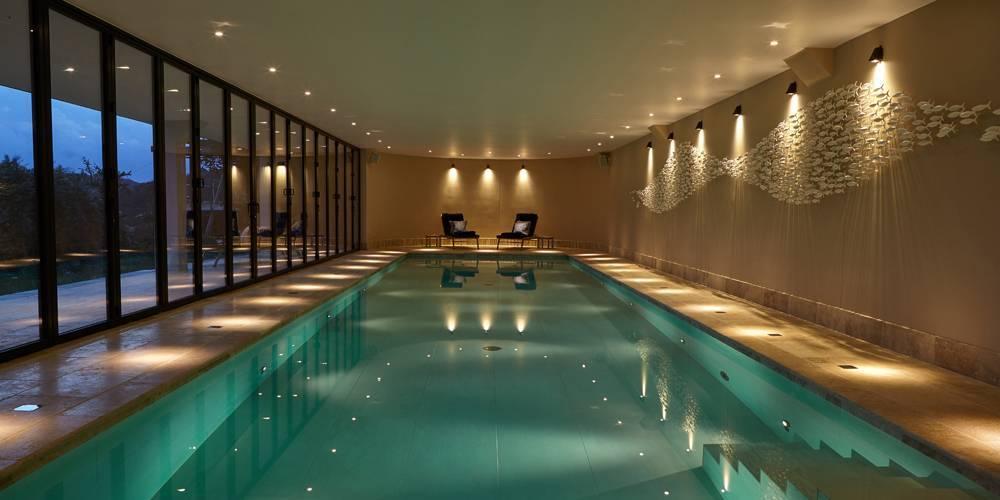 Devon Architects Indoor Swimming Pool