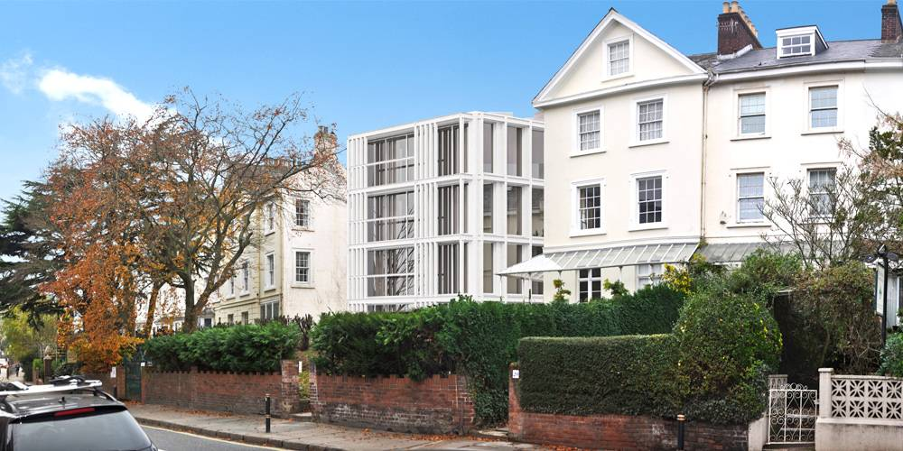 New Apartment Design Exeter Architects Devon