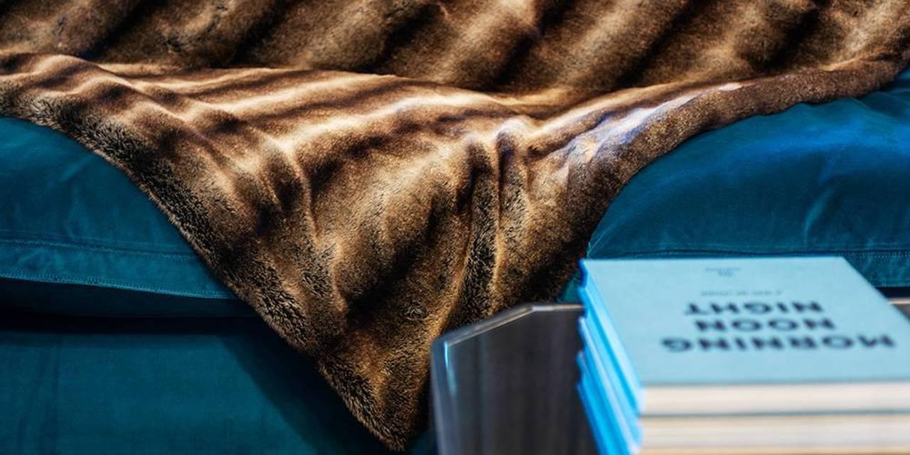 Architects Devon games room rug detail