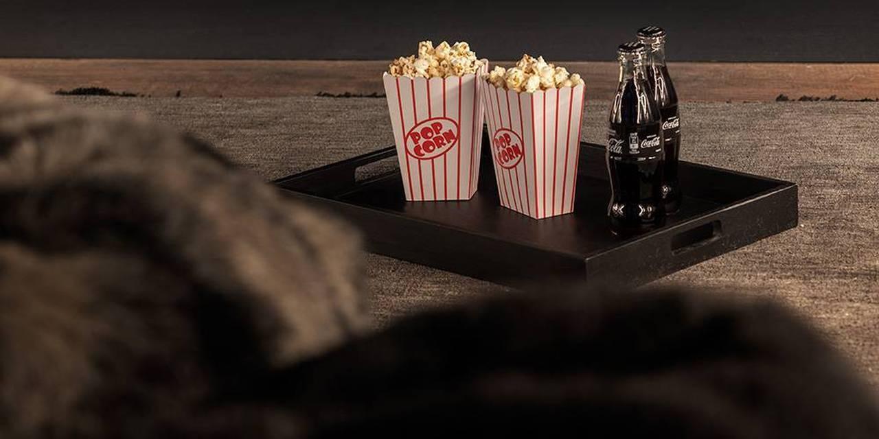 Architects Devon mezzanine play area popcorn