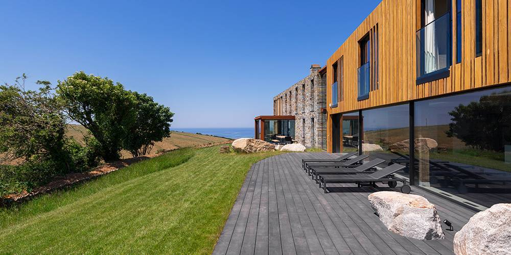 Cornwall architects sustainable home