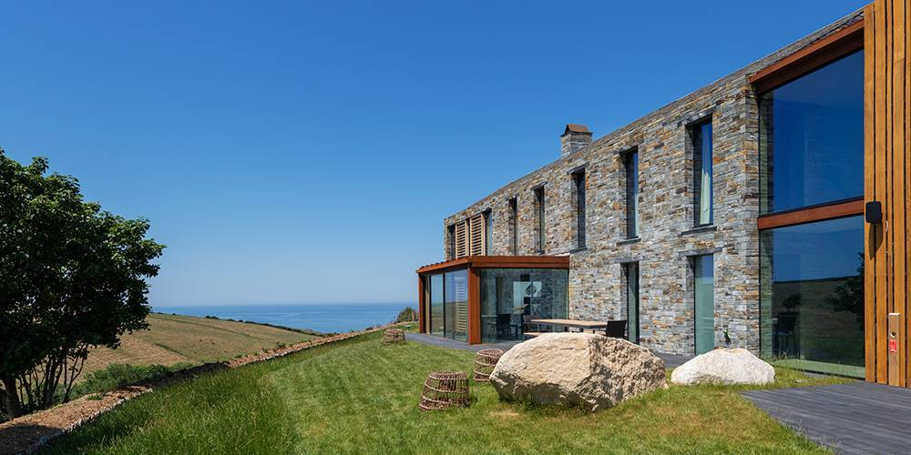 Cornwall coastal retreat