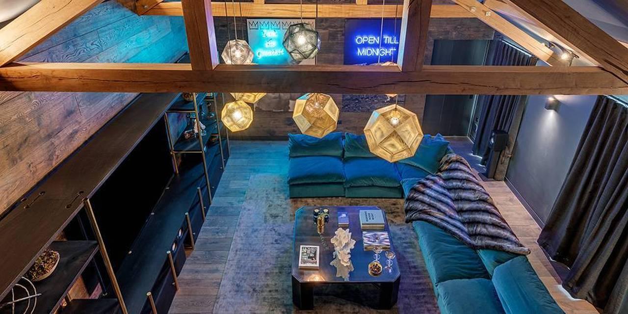 Cornwall architects Games room mezzanine