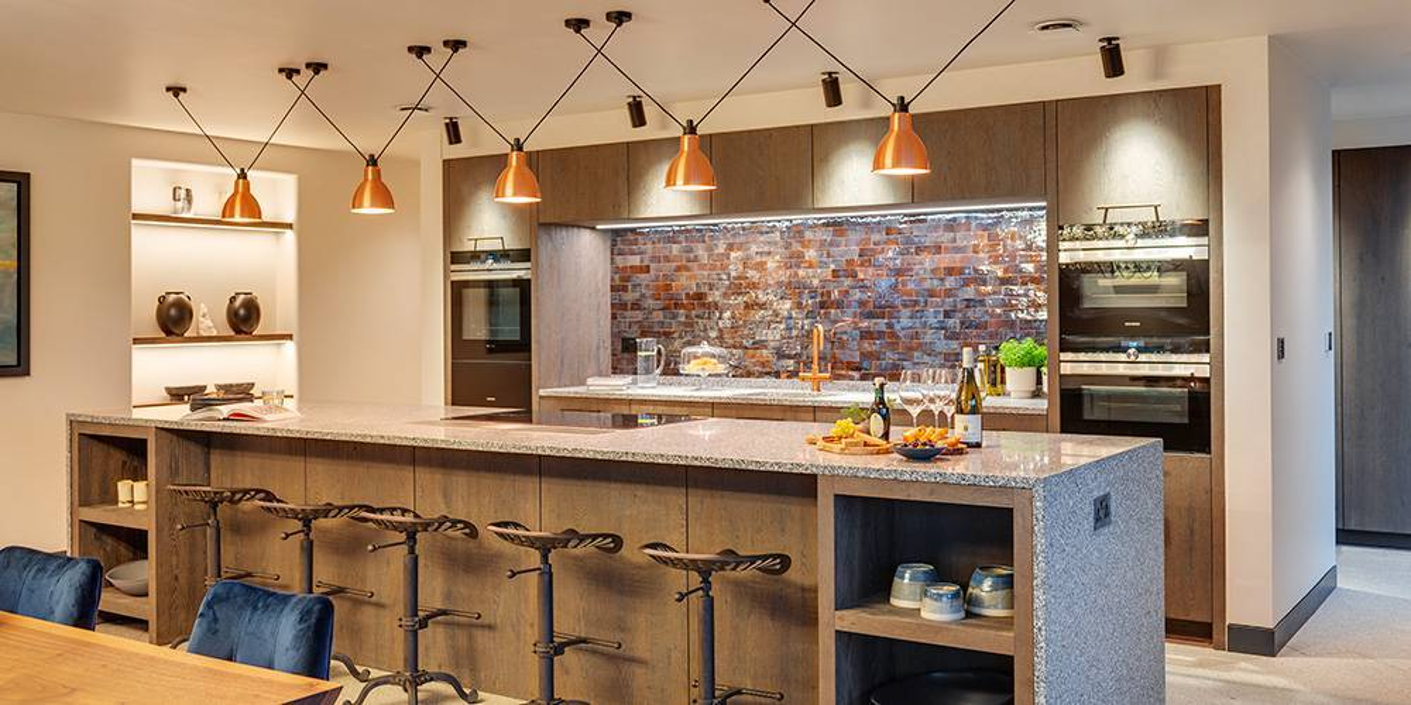 Cornwall architects new home interior design