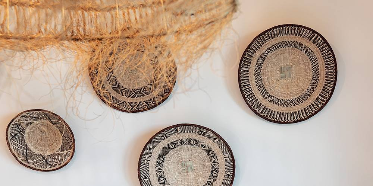 Devon architects bedroom basket detail