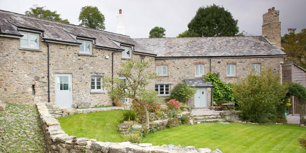 Devon Farmhouse Restoration