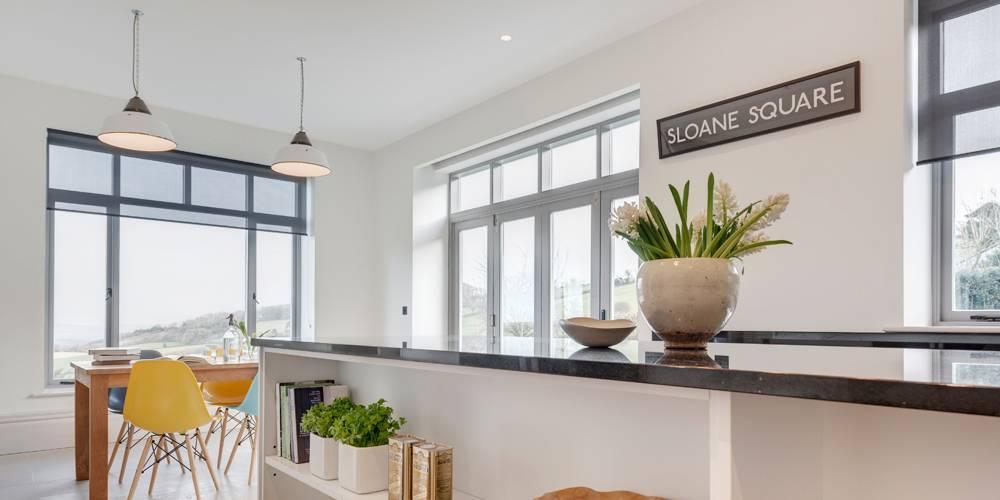 Devon Architects Kitchen Design