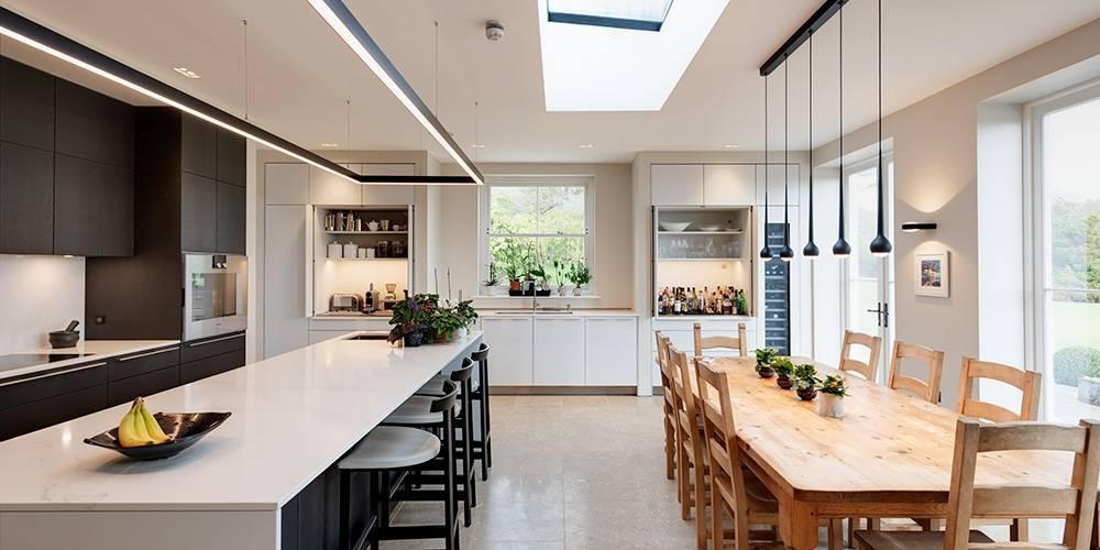 Architects Devon bulthaup kitchen