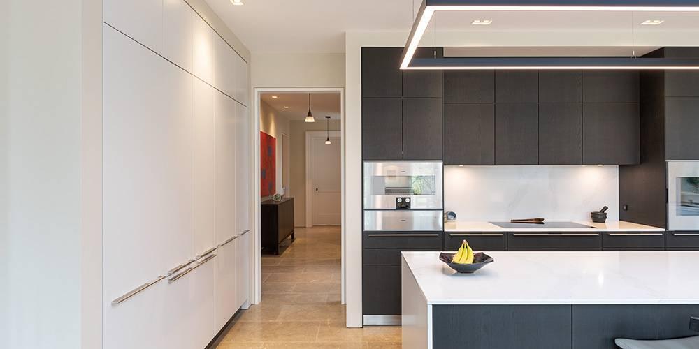 Bulthaup kitchen interior design Devon