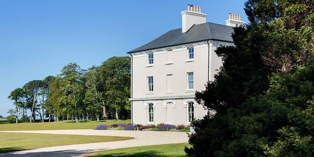 Devon architects manor house remodel
