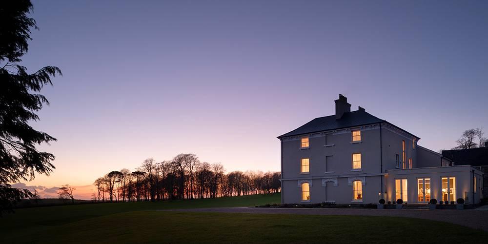 Devon architects manor house restoration