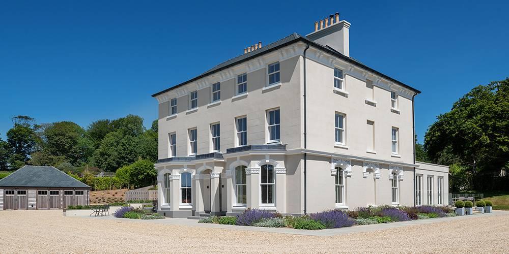 Devon architects manor house restoration1