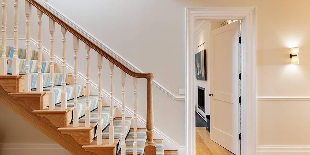 Devon architects stair and runner