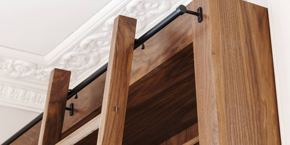 Architects Devon formal lounge joinery