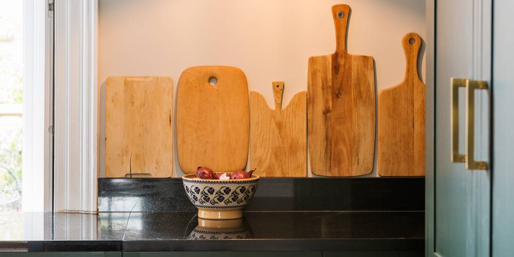 Architects Devon kitchen joinery and ironmongery