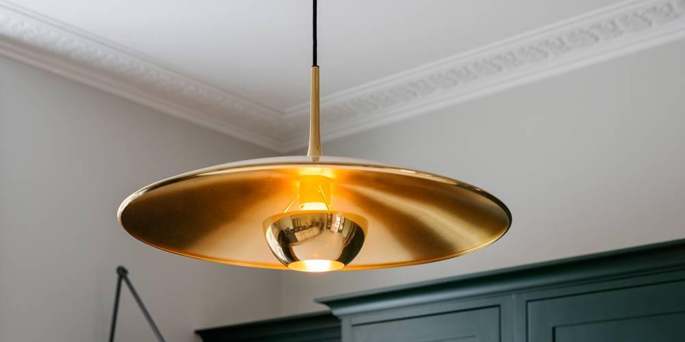 Architects Devon kitchen lighting