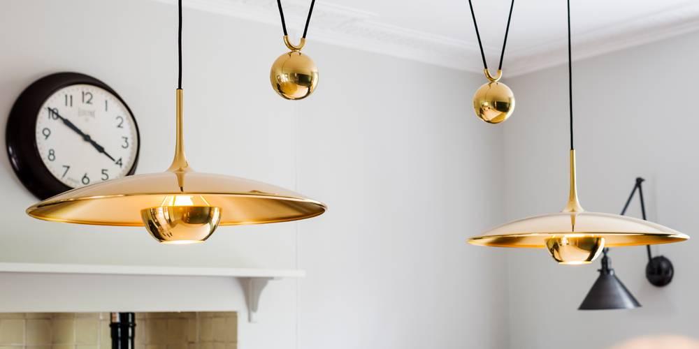 Architects Devon lighting kitchen