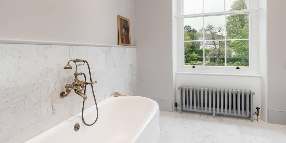Architects Devon master bathroom