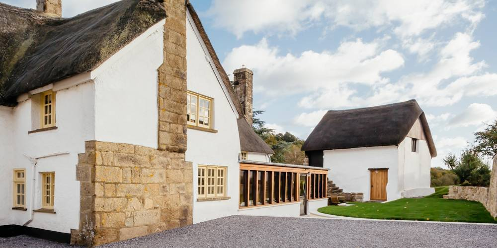 Dartmoor Architects Listed Buidling