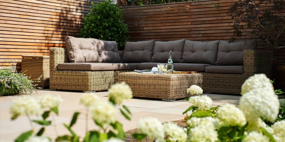 Architects in Devon London Townhouse Interior Design Garden terrace design