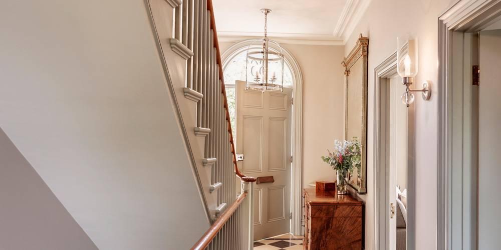 Architects in Exeter London Townhouse Interior Design Elegant Victorian refurbishment
