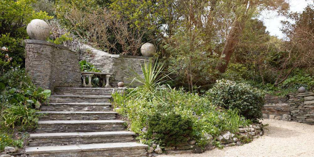 Architects Cornwall Country house and garden